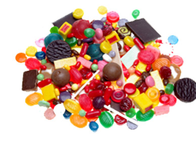 Foods to Avoid - Candy