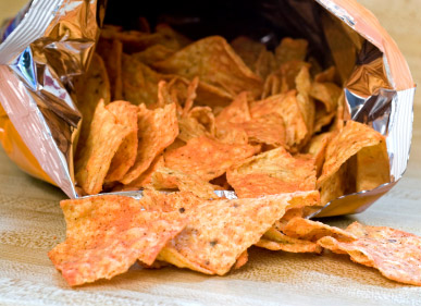 Foods to Avoid - Chips