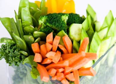 Foods to Avoid - Vegetables