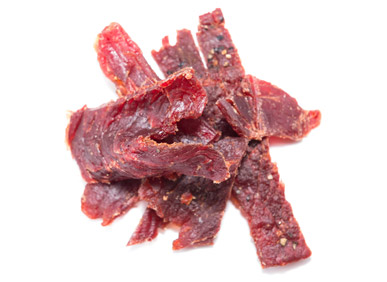 Foods to Avoid - Jerky