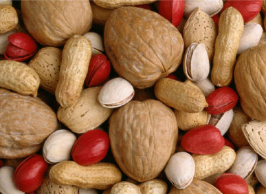 Foods to Avoid - Nuts